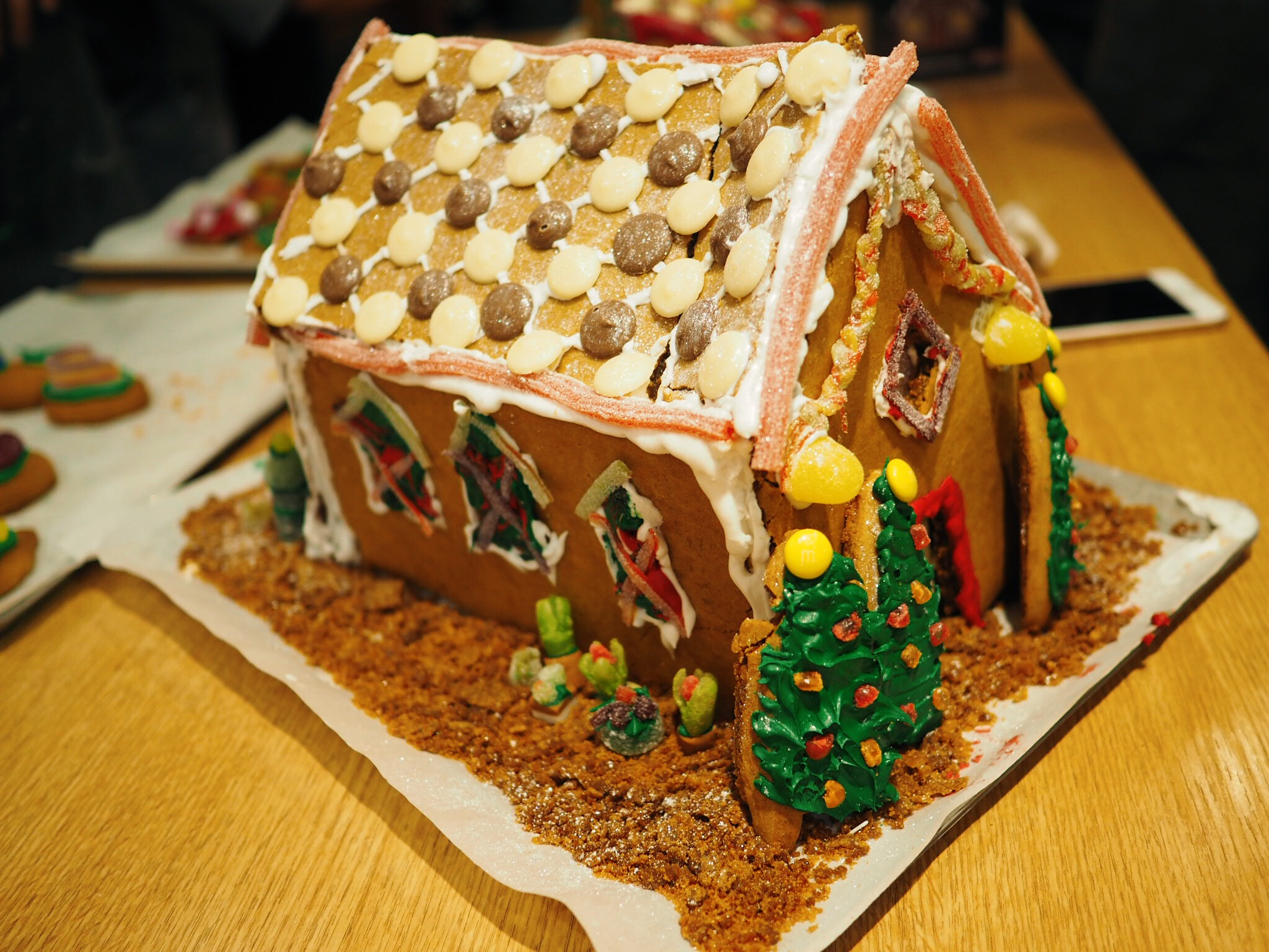 Curry's PC World Gingerbread Bake Off results