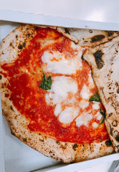 L'Antica Pizzeria Da Michele – from Naples to London