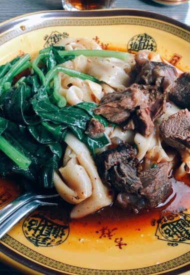 X'ian Biang Biang Review – Slurping spice special sauce