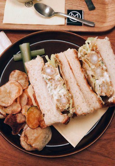 The Monocle Café – Katsu Sando's