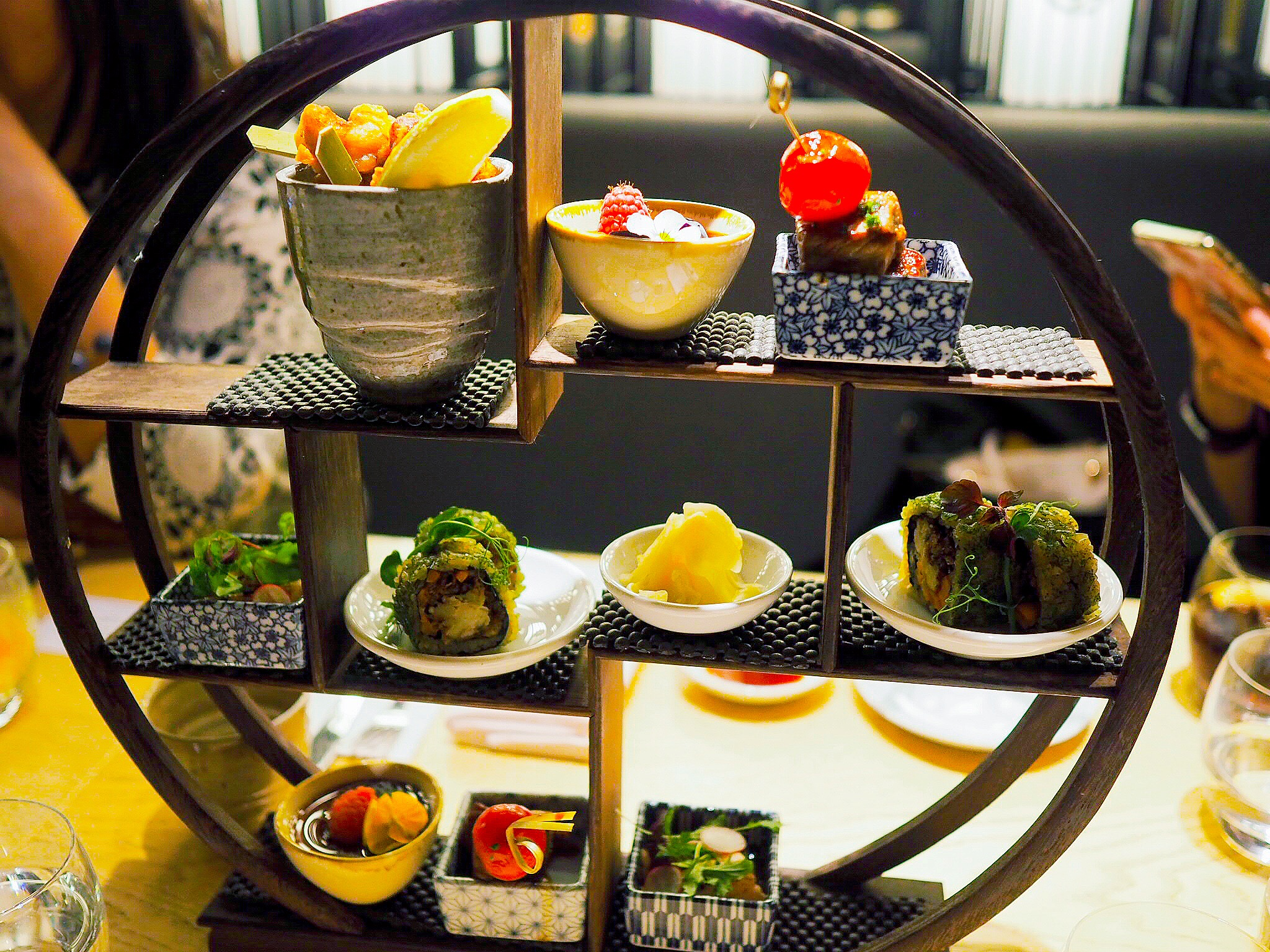 Ginza Onodera London - A taste of Japanese afternoon tea
