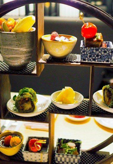 Ginza Onodera London – A taste of Japanese afternoon tea