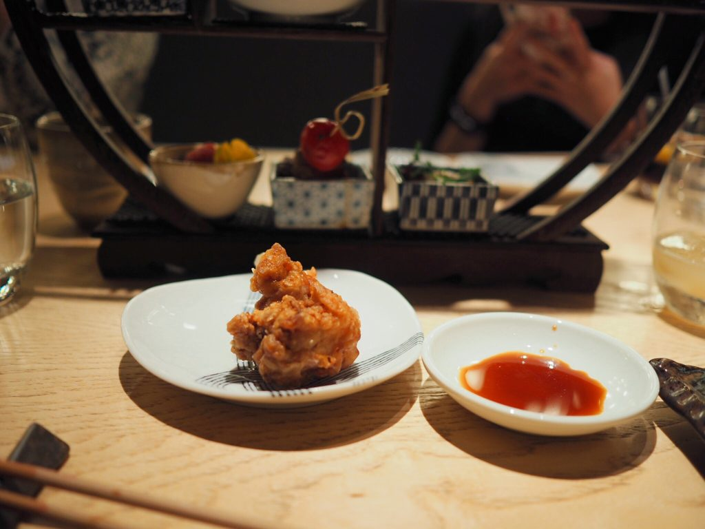 chicken-karage