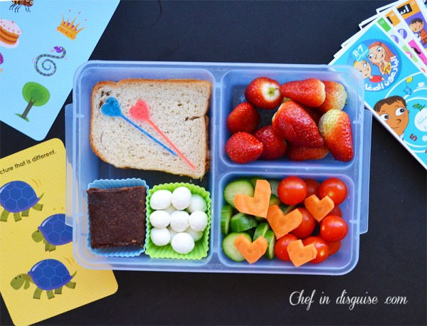 School lunchbox tips and ideas – Chef in disguise
