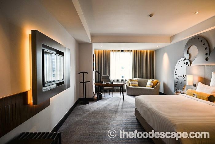 HOTEL PULLMAN Thamrin Jakarta FOOD ESCAPE INDONESIAN