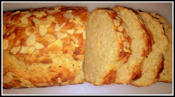 eggless banana pound cake recipe picture (working mom's endeavor)