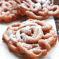 38 Delicious Funnel Cake Recipes
