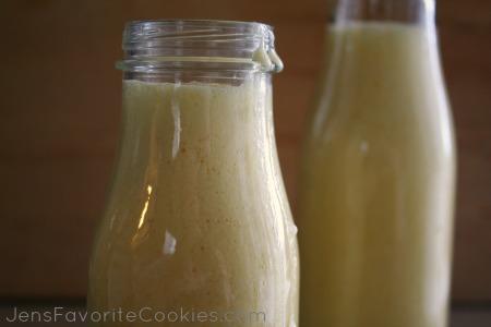 Orange Juice Smoothie Recipe picture jen's favorite cookies