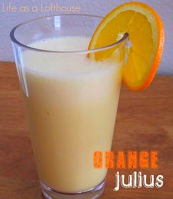 Orange Julius Recipe picture life as a lofthouse