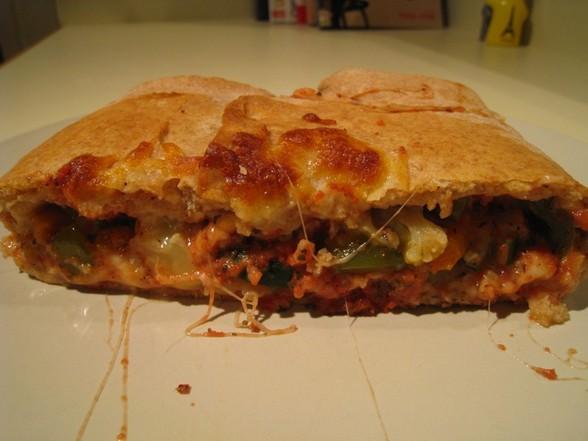 CALZONE PIZZA recipe