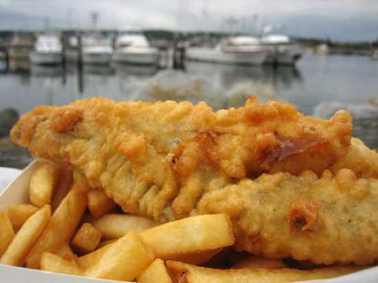 Fish and Chips recipe photo