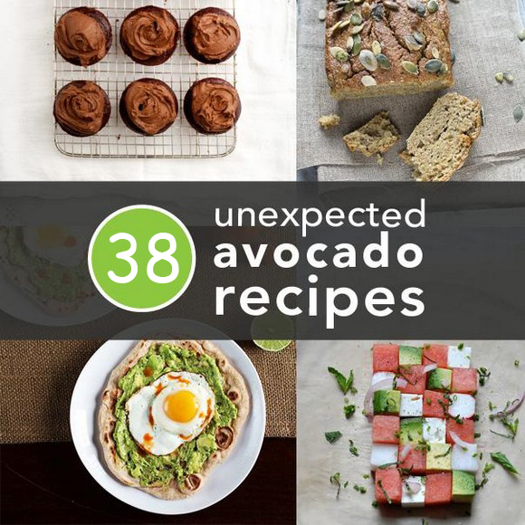 39 Healthy and Delicious Avocado Recipes