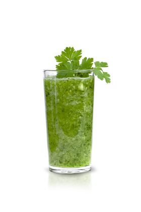 8. Green Tea Cooler