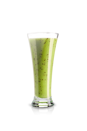 9. Sour Apple Smoothie