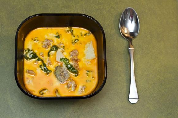Gluten Free Zuppa Toscana recipe by Krystal Hoover