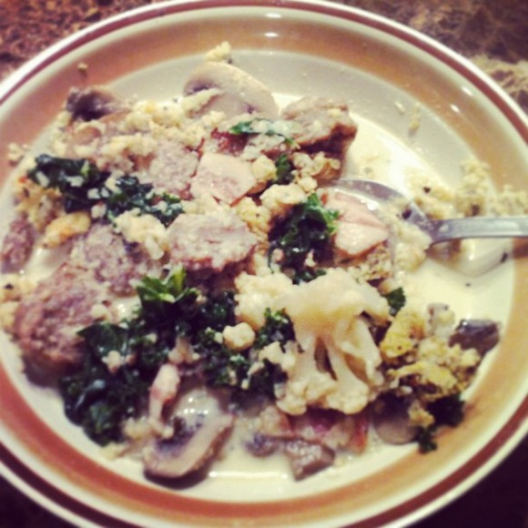 Paleo Zuppa Toscana recipe by The Prehistoric Palate