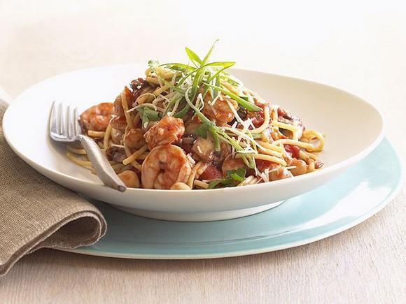 Shrimp Lo-Mein recipe