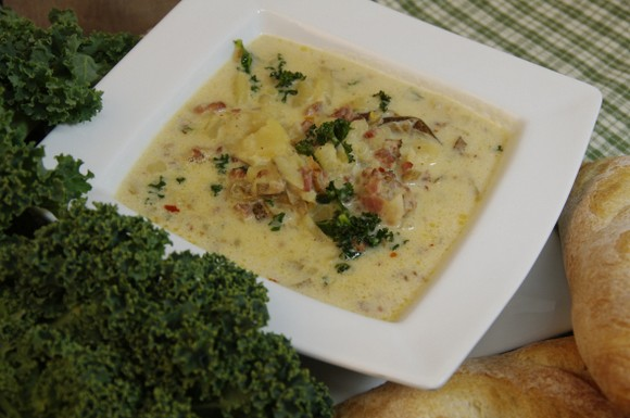 Zuppa Toscana Soup recipe by Fresh From Oregon
