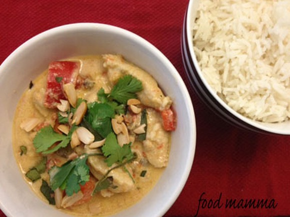 Panang Curry recipe by Food Mamma