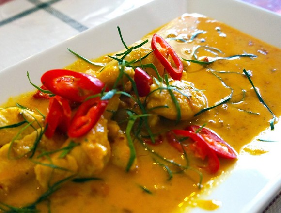 Panang Curry recipe by Gagabber