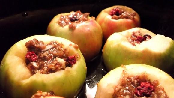 Stuffed Apples recipe photo