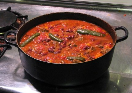 Chili Con Carne Crock Pot recipe photo