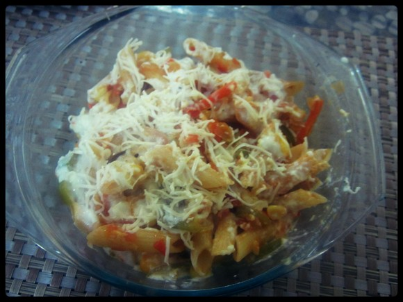 Baked Pasta recipe photo