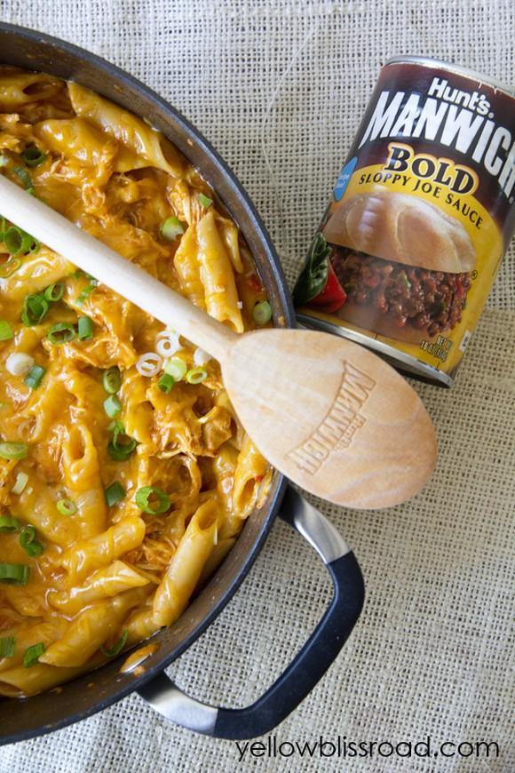 One Pot Cheesy Chicken Pasta recipe photo