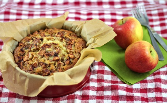 Apple Cake recipe photo