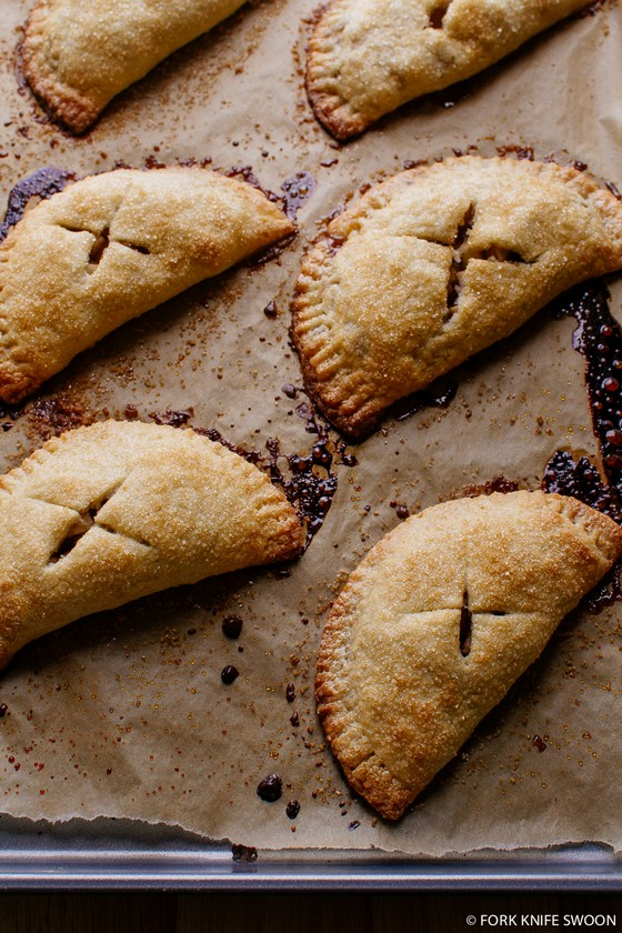 Apple Hand Pies recipe photo