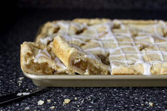 Apple Slab Pie recipe photo