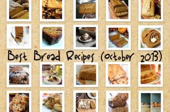 Best Bread Recipes on the Net (October 2013)