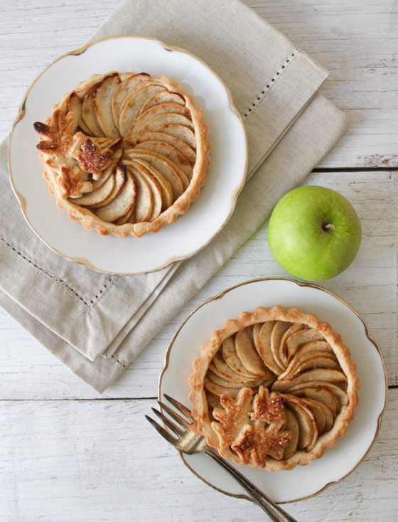 Mini Apple Tarts recipe photo