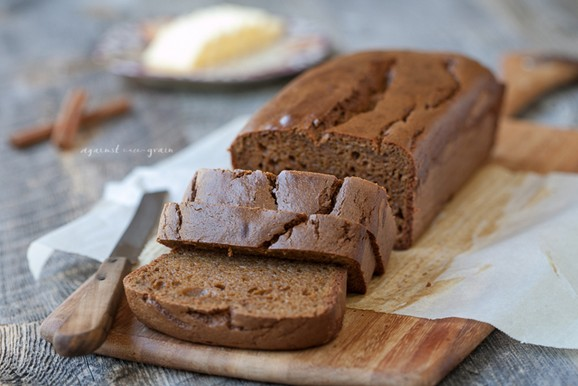 Nut-Free and Dairy-Free Pumpkin Bread recipe photo