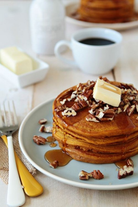 Pumpkin Pancakes recipe photo