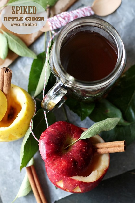 Spiked Apple Cider recipe photo
