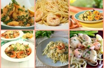 15 great shrimp scampi recipes for National Shrimp Scampi Day