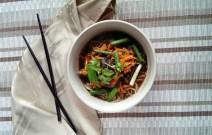 Asian Sesame Braised Short Rib Soup recipe photo