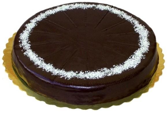Bulgaria - Garash Cake