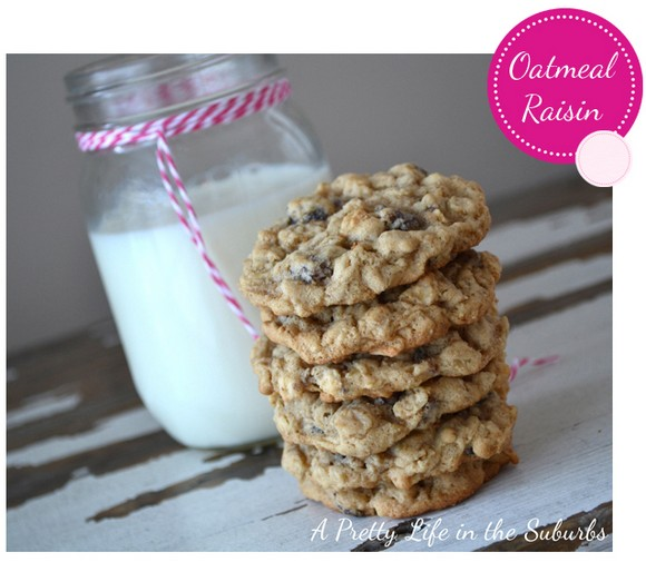 Oatmeal Raisin Cookies recipe photo