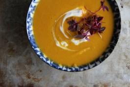 Red Lentil Soup recipe photo