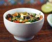 Vegan Tom Kha Soup photo