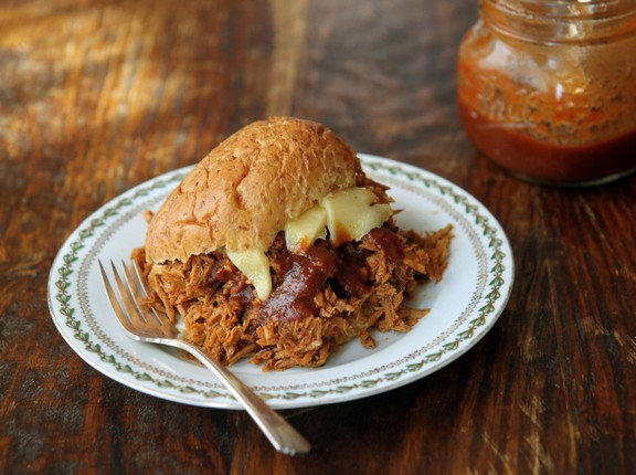 Chipotle Honey Barbecue Pulled Pork recipe photo
