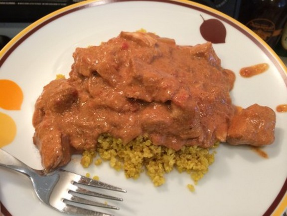 Crockpot Chicken Tikka Masala recipe photo
