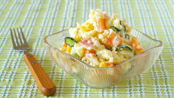 Japanese Potato Salad recipe