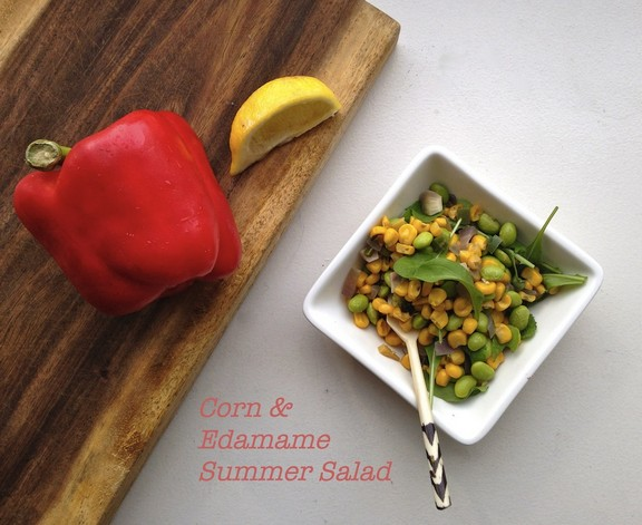 Simple Summer Salad recipe