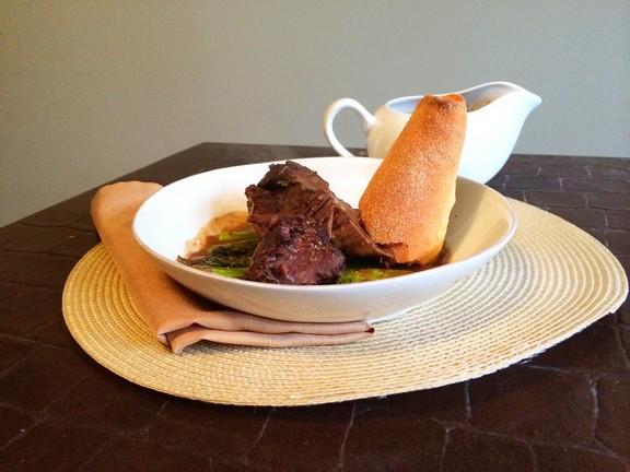 Sunday Roast, Crockpot Style recipe photo