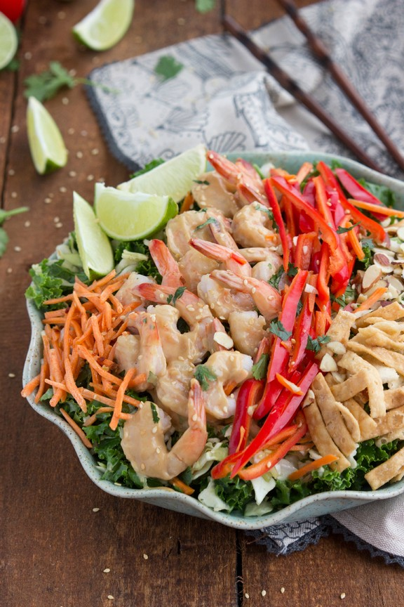 Thai Shrimp Salad recipe