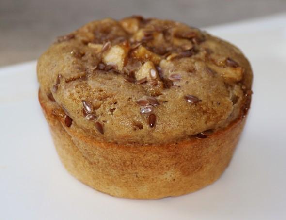 Apple Dumpling Muffins recipe picture