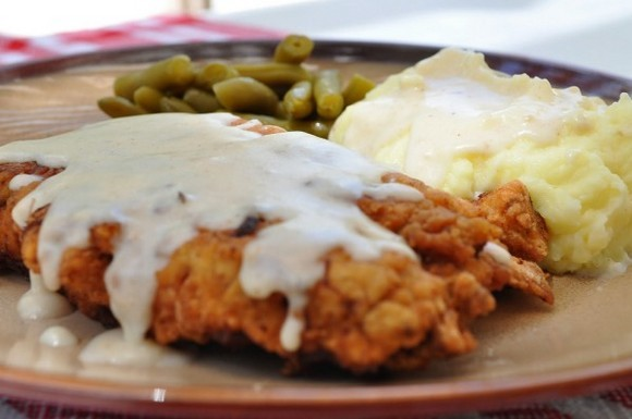 #5 Chicken Fried Steak